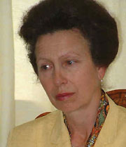 [Ethiopia] UK's Princess Anne visits Ethiopia October 2002.