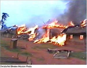 [DRC] Stills from a 1999 video taken in Ituri