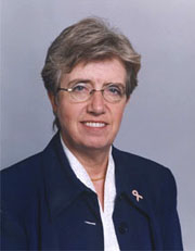 UN Emergency Relief Coordinator Carolyn McAskie.