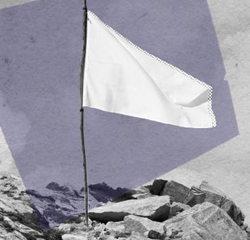 Image of a white flag