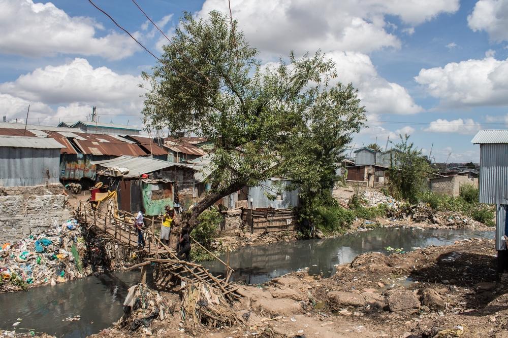 Mukuru slum, Nairobi