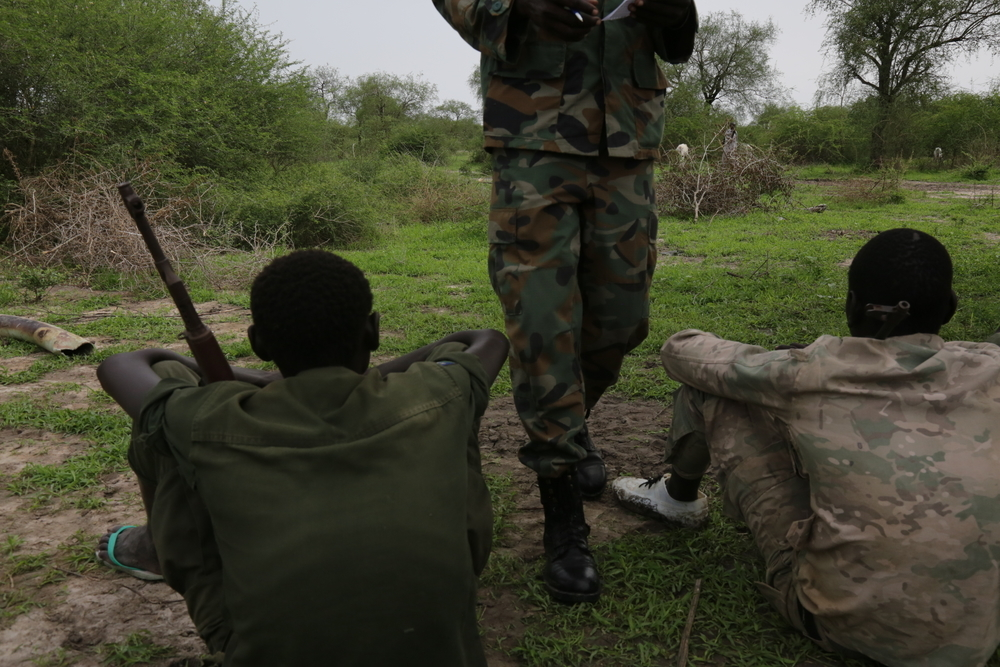 Rebels release child soldiers in Pibor town
