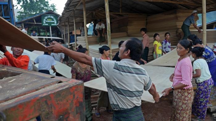 Myanmar's ethnic armies present ceasefire draft