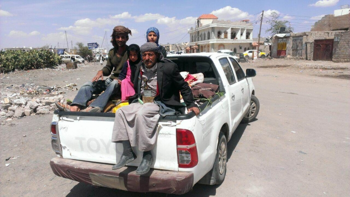 Few escape routes for refugees and migrants trapped in Yemen 1