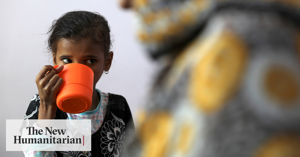 'Mysterious' new Yemen relief fund aims to stop famine - The New Humanitarian
