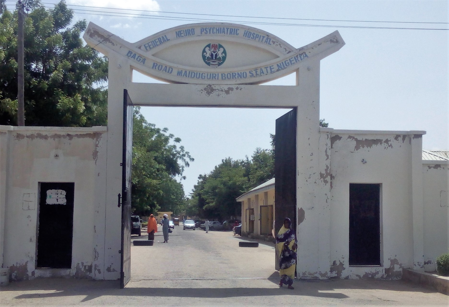 The Federal Neuropsychiatric Hospital in Maiduguri