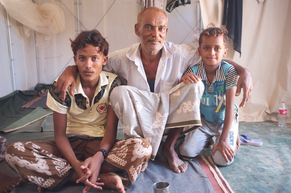 yemeni family djibouti 1 The migrants taking on a warzone