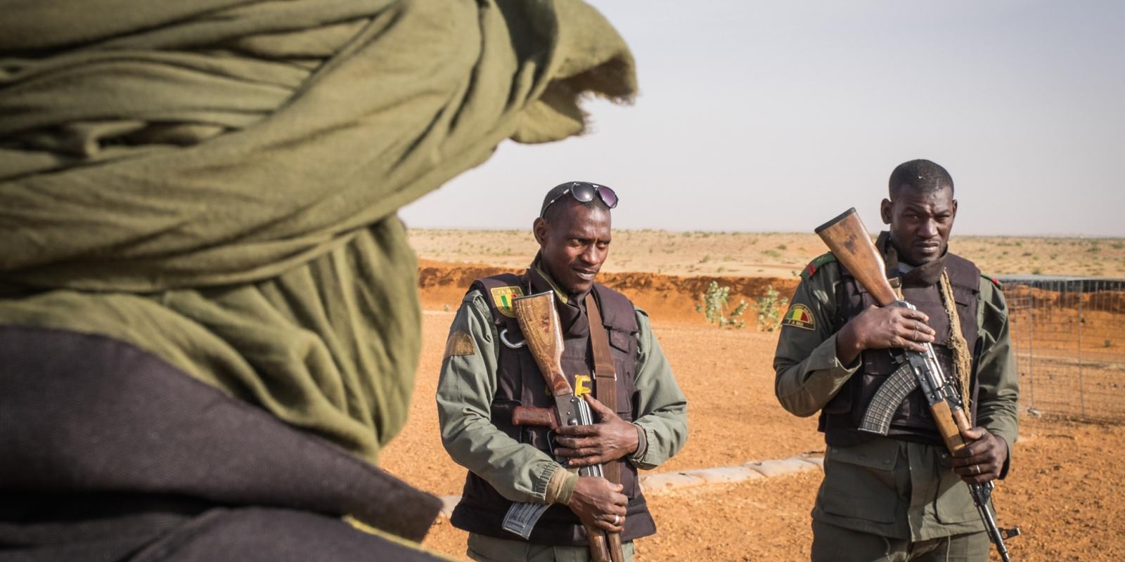 """Résultat de recherche d'images pour """"Une dizaine de nuances de kaki : les opérations contre-insurrectionnelles au Sahel"""""""