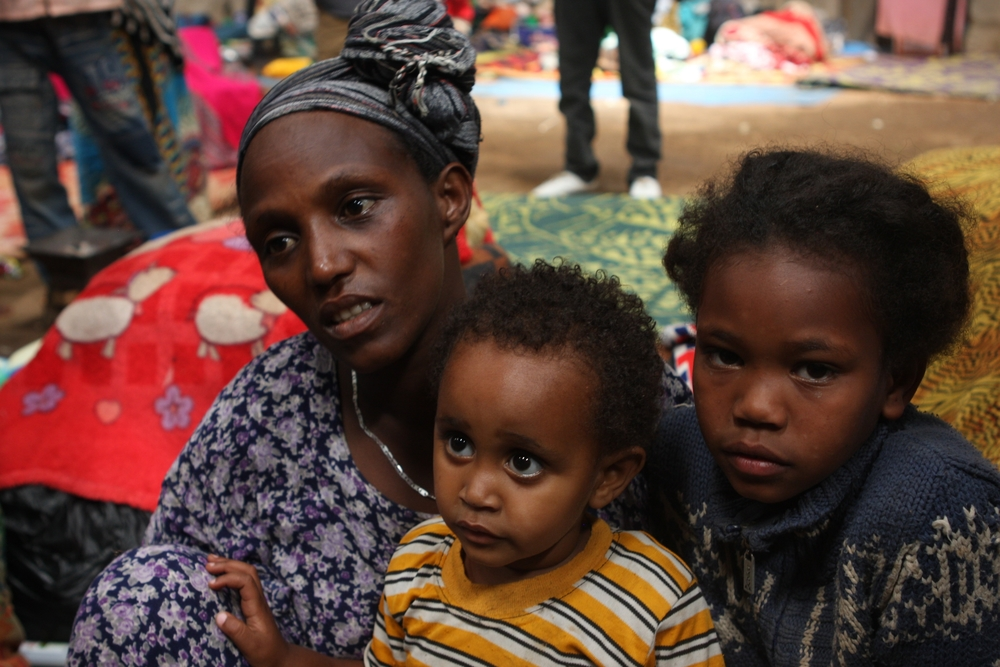 The New Humanitarian | Ethnic violence displaces hundreds of